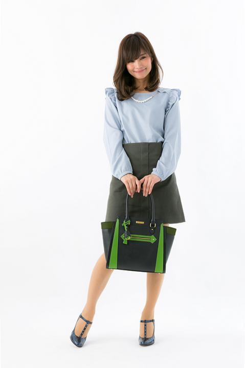 ST☆RISH 愛島 セシル モデル トートバッグ バッグ うたの☆プリンスさまっ♪ マジLOVEレジェンドスター