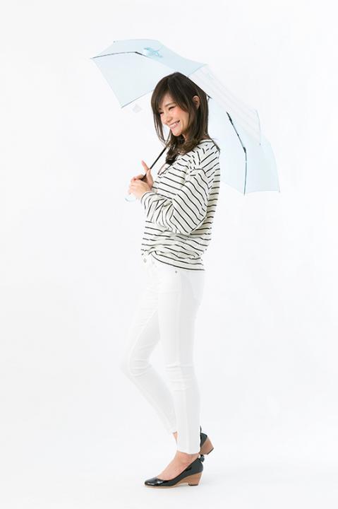 黒子テツヤ モデル 折りたたみ傘 黒子のバスケ