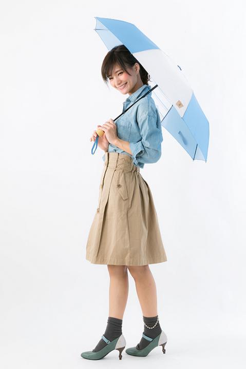 青峰大輝 モデル 折りたたみ傘 黒子のバスケ