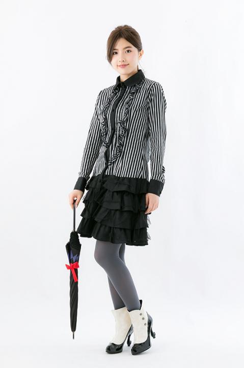 セバスチャン・ミカエリス モデル ショートブーツ シューズ 黒執事
