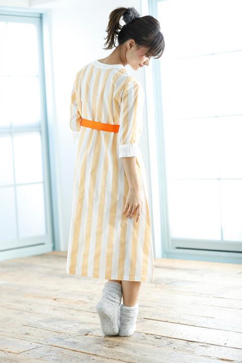 和泉 三月 モデル ルームウェア ルームワンピース アイドリッシュセブン