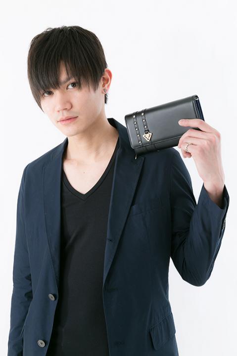 武藤遊戯 モデル ハンドバッグ バッグ 長財布 財布 遊☆戯☆王デュエルモンスターズのコーディネート