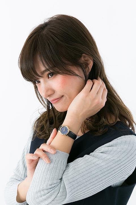 堀川国広 モデル 腕時計 リストウォッチ 刀剣乱舞-ONLINE-