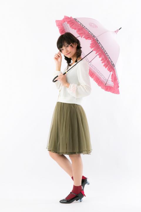 薔薇物語 モデル 傘 小物 少女革命ウテナ
