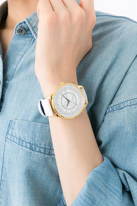 ユリウス・ウィル・クルスニク モデル 腕時計 リストウォッチ テイルズ オブ エクシリア2