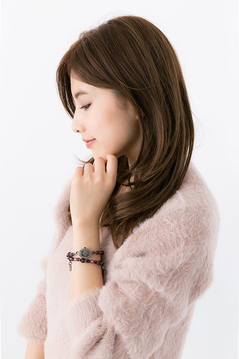 逆巻カナト モデル ブレスレットウォッチ 腕時計 DIABOLIK LOVERS
