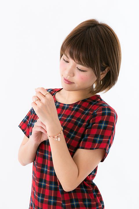 狛枝凪斗モデル、江ノ島盾子 モデル  ブレスレット アクセサリ- ダンガンロンパ3 -The End of 希望ヶ峰学園-
