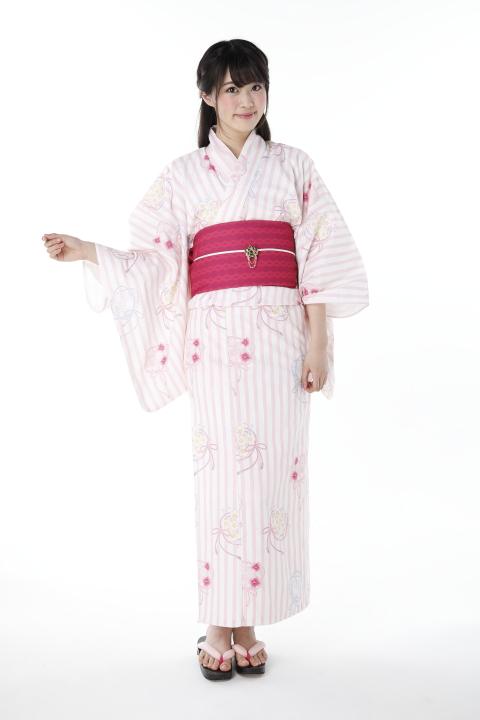 木之本 桜 モデル 浴衣&帯留め カードキャプターさくら