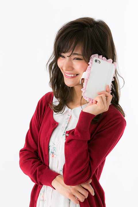 シェリーフルール&ラ・ベルシャ&ステラミルフィーユ モデル iPhone6・6s&7用ケース  カードキャプターさくらのコーディネート