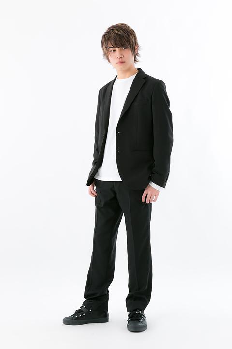 武藤遊戯 モデル ハイカットスニーカー スニーカー 遊☆戯☆王デュエルモンスターズ