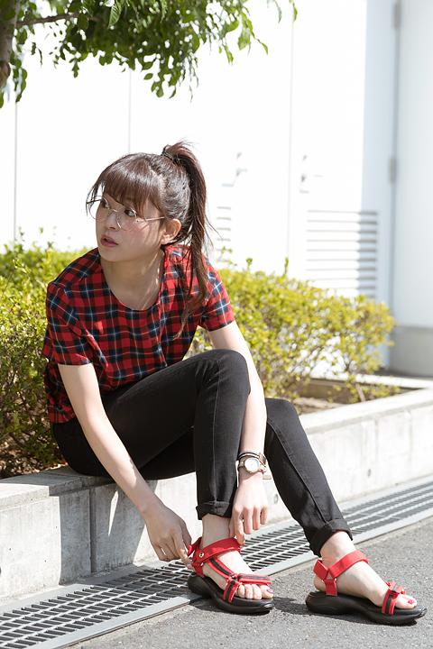 ハイキュー!! 音駒高校 モデル スポーツサンダル