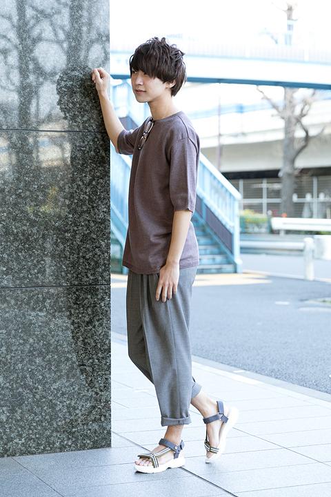 ハイキュー!! 梟谷学園高校 モデル スポーツサンダル