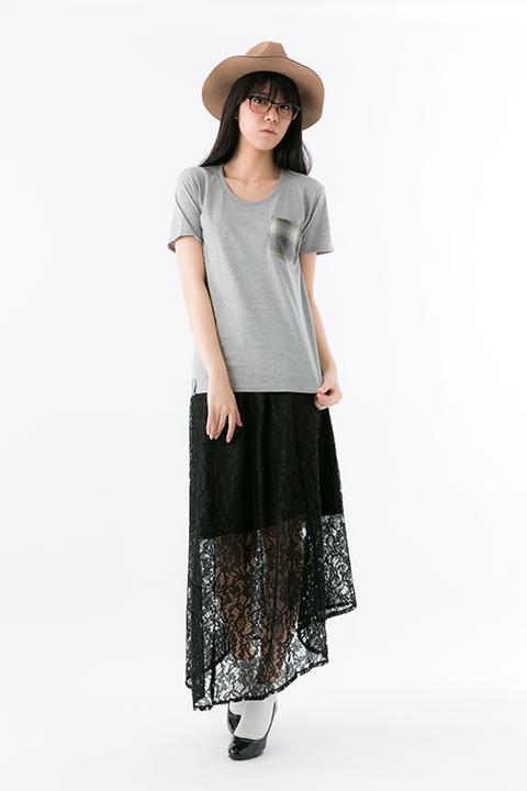 『ユーリ!!! on ICE』 ヴィクトル・ニキフォロフ モデル ロングチェックシャツ&Tシャツ
