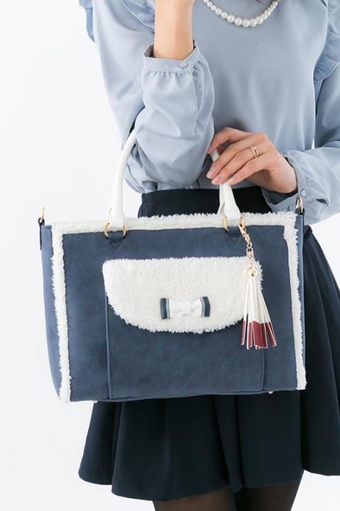一血卍傑-ONLINE- アベノセイメイ モデル ショルダーバッグ ブーティ
