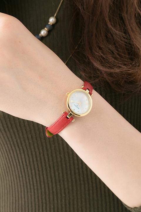 MARGINAL#4 KISSから創造るBig Bang 野村エル モデル 腕時計
