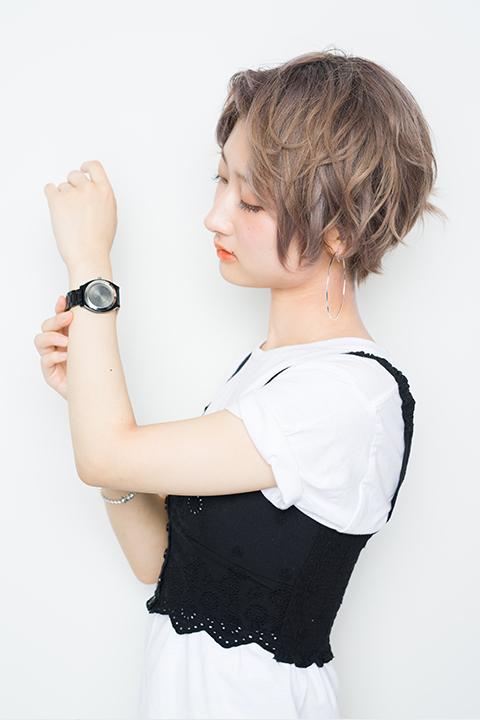 刀剣乱舞-ONLINE- 同田貫正国 モデル 腕時計