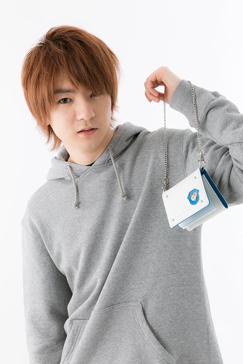 カイ=キスク モデル カードケース GUILTY GEAR Xrd -REVELATOR-