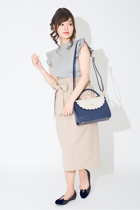 SHOW BY ROCK!! プラズマジカ シアン モデル バッグのコーディネート