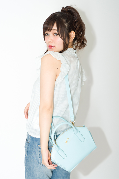 SHOW BY ROCK!! トライクロニカ シュウ☆ゾー モデル バッグ&長財布とリク&カイ モデルパスケースのコーディネート