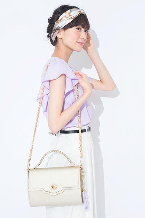 刀剣乱舞-ONLINE-コラボ 蜂須賀虎徹 モデル バッグ