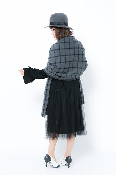 忍たま乱太郎 雑渡昆奈門 モデル ストール&ベルトセット ストール