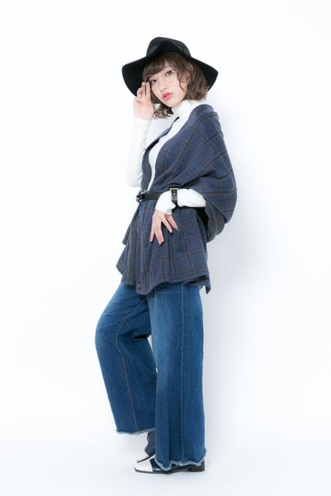 忍たま乱太郎 土井半助 モデル ストール&ベルトセット ストール