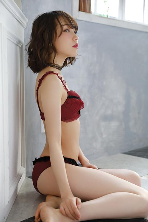 ローゼンメイデン 真紅 モデル ランジェリーセット