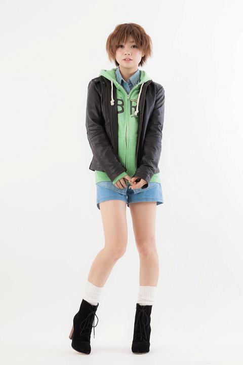 ハイキュー!!xMANGART BEAMS T西谷夕モデルパーカー