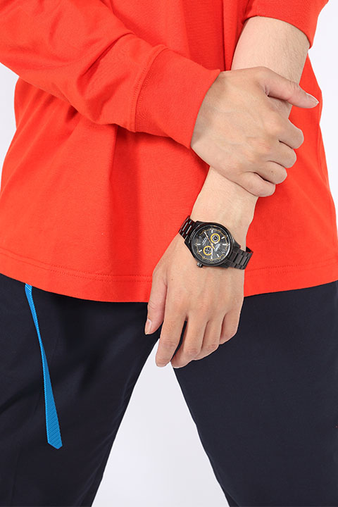 PHANTASY STAR ONLINE 2 腕時計&リュック&財布