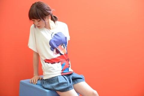 魔法の天使 クリィミーマミ アップTシャツ
