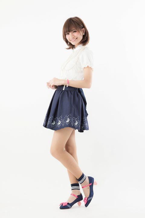 美少女戦士セーラームーンセーラームーンモデルパンプス
