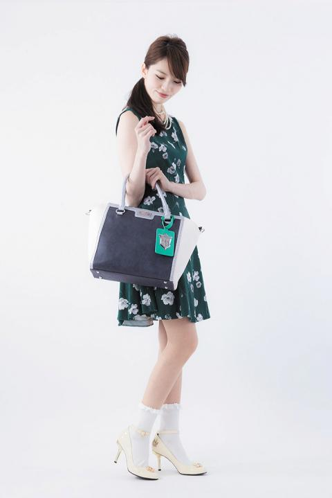QUARTET★NIGHT カルテットナイト寿嶺二モデル ハンドバッグ うたの☆プリンスさまっ♪マジLOVEレボリューションズ