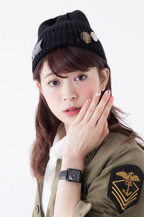 土方十四郎モデルリストウォッチ 腕時計 銀魂