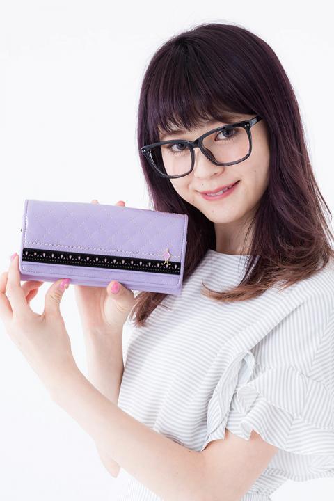 魔法少女まどか☆マギカウォレット暁美ほむらモデル 財布 魔法少女まどか☆マギカ