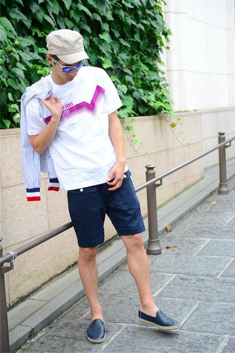 任天堂テニス ラインTシャツ