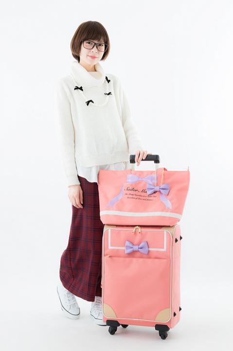美少女戦士セーラームーン トローリーバッグ セーラーマーズモデル キャリーバッグ