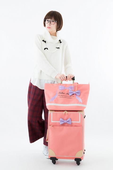 美少女戦士セーラームーン キャリーオンバッグ セーラーマーズモデル トートバッグ