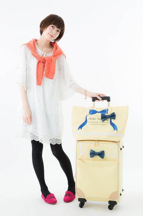 美少女戦士セーラームーン キャリーオンバッグ セーラーヴィーナスモデル トートバッグ