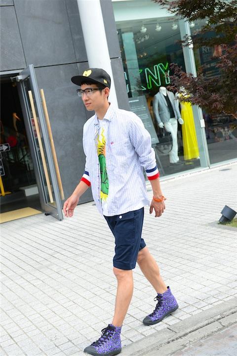 ストリートファイターⅡブランカTシャツ