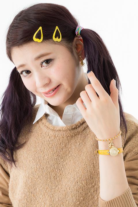 巴マミモデルバングルウォッチ 腕時計 魔法少女まどか☆マギカ