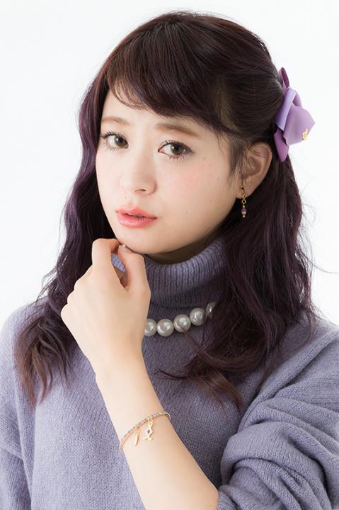ma chére cosette?ブレスレット 暁美ほむらモデル ブレスレット 魔法少女まどか☆マギカ
