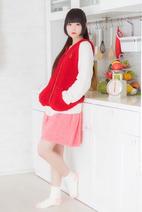 佐倉杏子 モデル ルームウェア 部屋着 魔法少女まどか☆マギカ