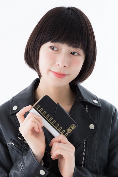 沖田総悟モデルスマートフォンケースiPhone5・5s・SE用 スマホケース 銀魂