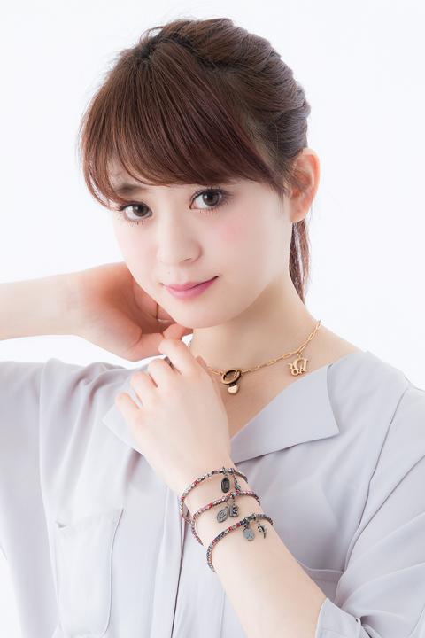 アイドリッシュセブン × ma chére cosette? 八乙女楽モデルブレスレット アクセサリー
