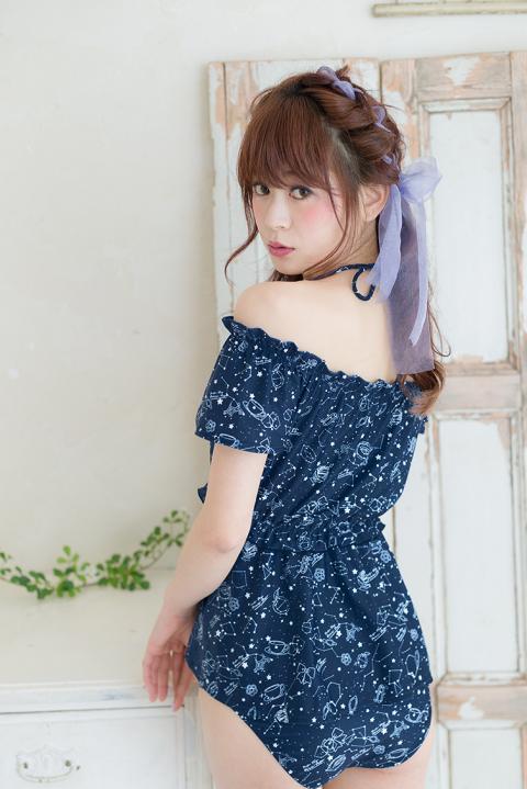 暁美ほむら モデル 水着 魔法少女まどか☆マギカ