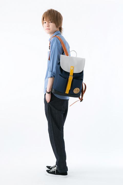 ルドガー モデル リュック バッグ テイルズ オブ エクシリア2