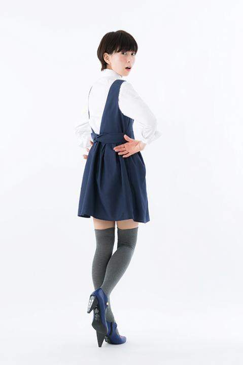 成歩堂龍一 モデル パンプス 靴 逆転裁判