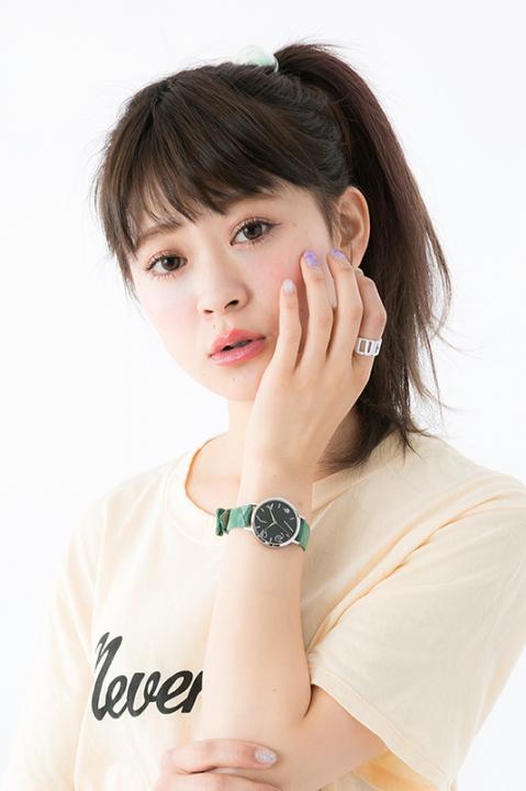 六年生 モデル 腕時計 小物 忍たま乱太郎