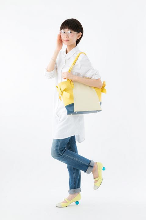 十四松 モデル ハンドバッグ バッグ おそ松さん