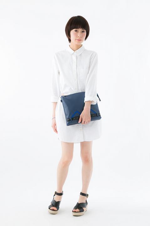カラ松 モデル ハンドバッグ クラッチバッグ おそ松さん